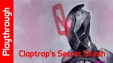 Claptrap's Secret Stash