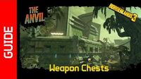 The Anvil Weapon Chests