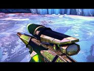 Borderlands 2 - Epic Hyperion Weapons - Animations & Sounds w- Slow-Motion