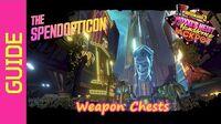 Weapon Chests Guide - The Spendopticon