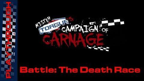 Battle The Death Race
