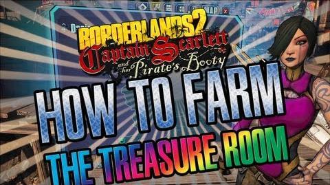 Borderlands 2 How to farm the Treasure Room