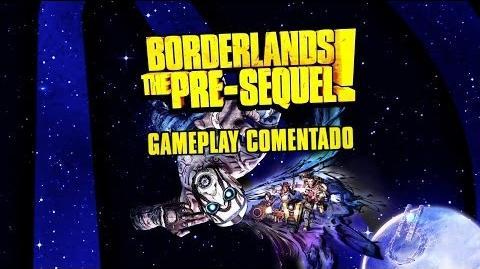 Borderlands The Pre-Sequel! - Gameplay comentado (Subtítulos en español)