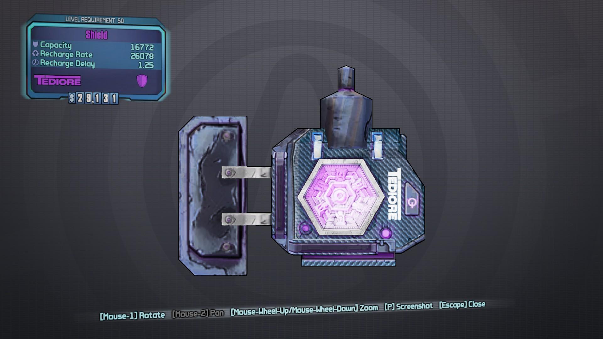 Shield (Tediore)