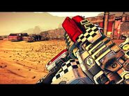 Borderlands 2 - Epic Torgue Weapons - Animations, Sounds & Effects w- Slow-Motion