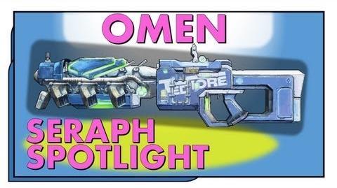 LVL 61 Omen - Most Accurate Shotgun Ever? Seraph Spotlight Dragon Keep Seraph Shotgun