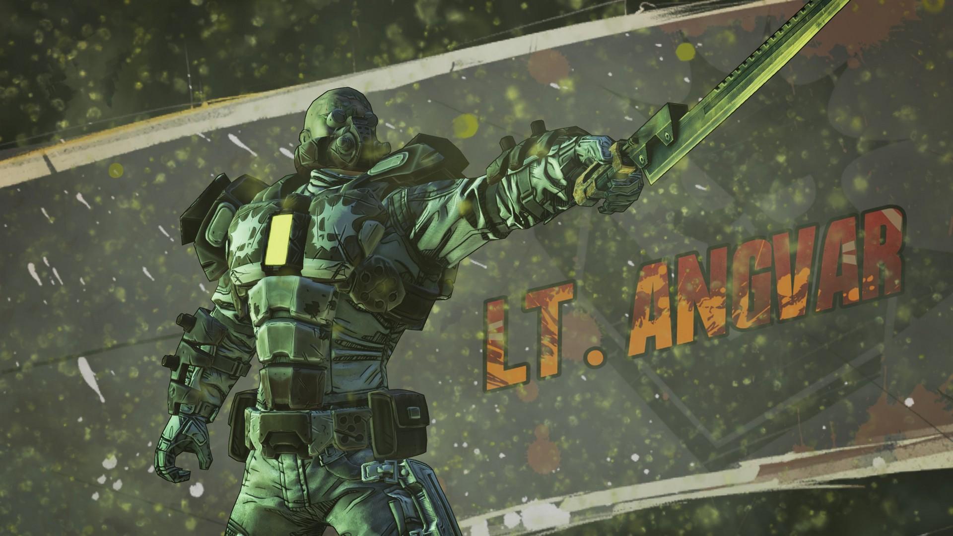 Lt. Angvar