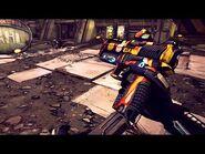 Borderlands 2 - Epic Dahl Weapons - Animations & Sounds w- Slow-Motion