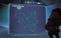 Lascaux Map