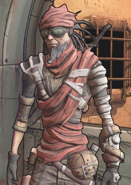 Mordecaï (Borderlands 2)
