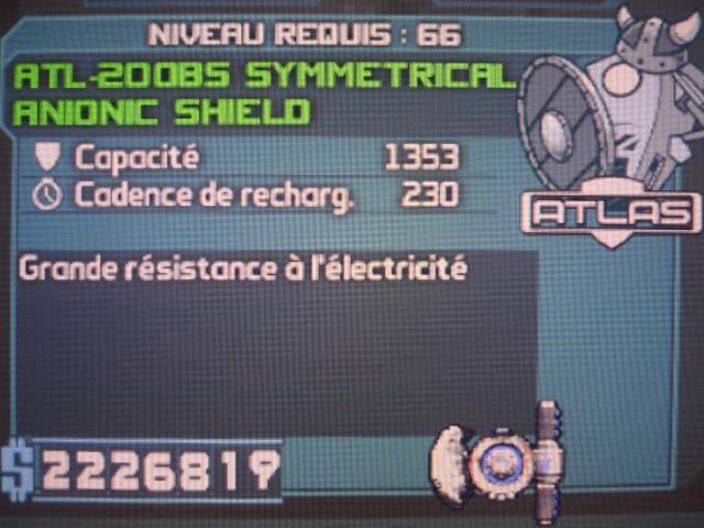 Anionic Shield