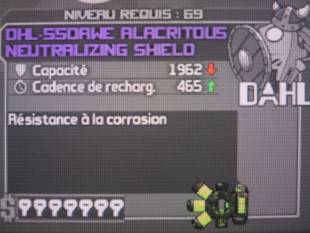 Neutralizing Shield