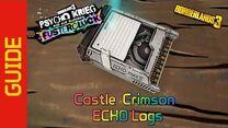 Castle Crimson ECHO Logs