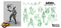 FL4K Concept Art 5