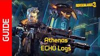 Athenas ECHO Recordings