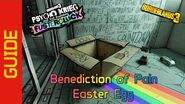 Benediction of Pain Easter Egg
