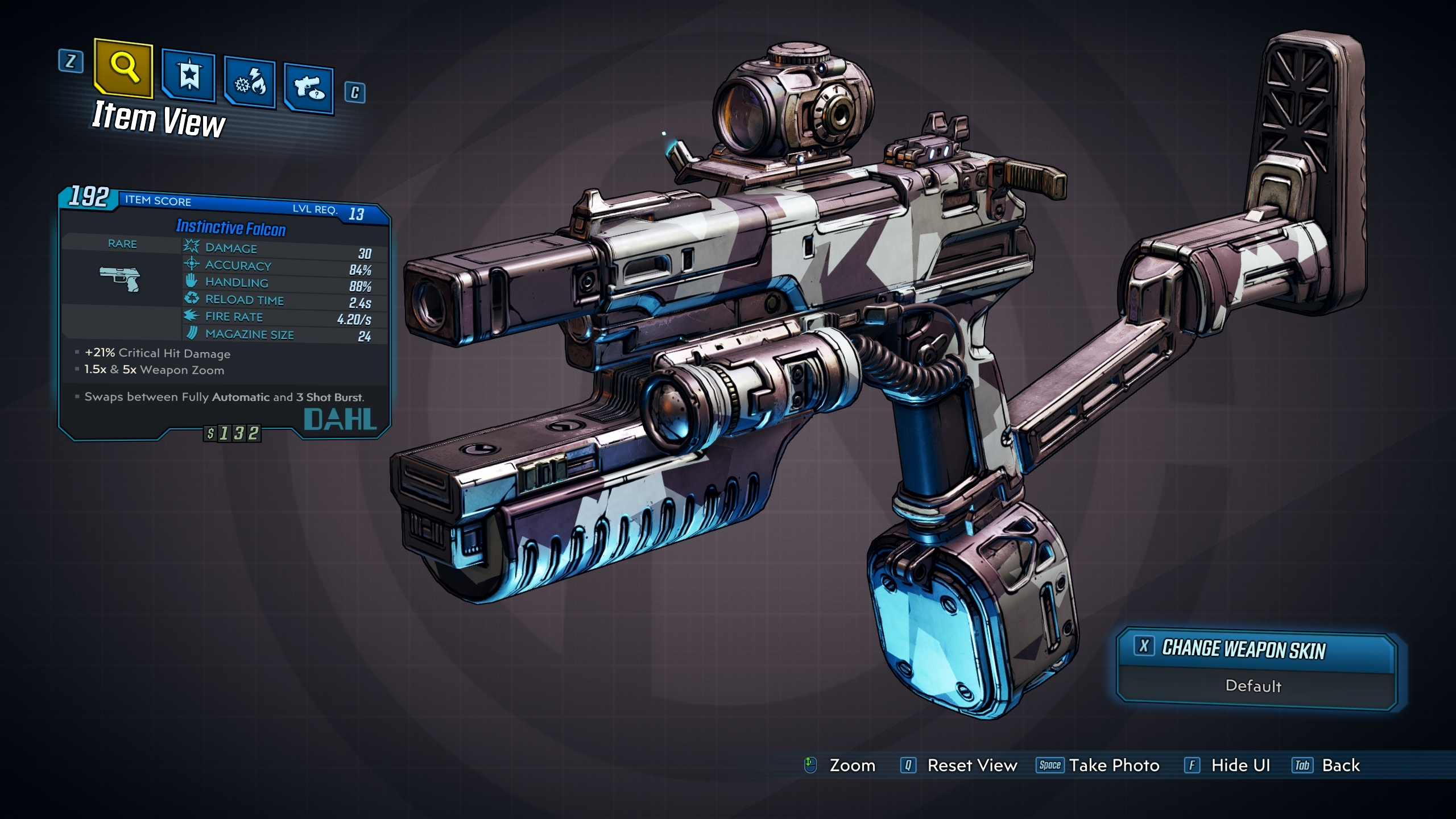 Falcon (pistol)