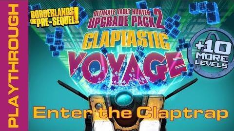 Enter the Claptrap