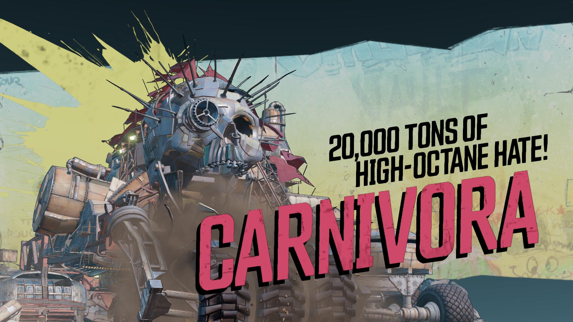 Carnivora (vehicle)