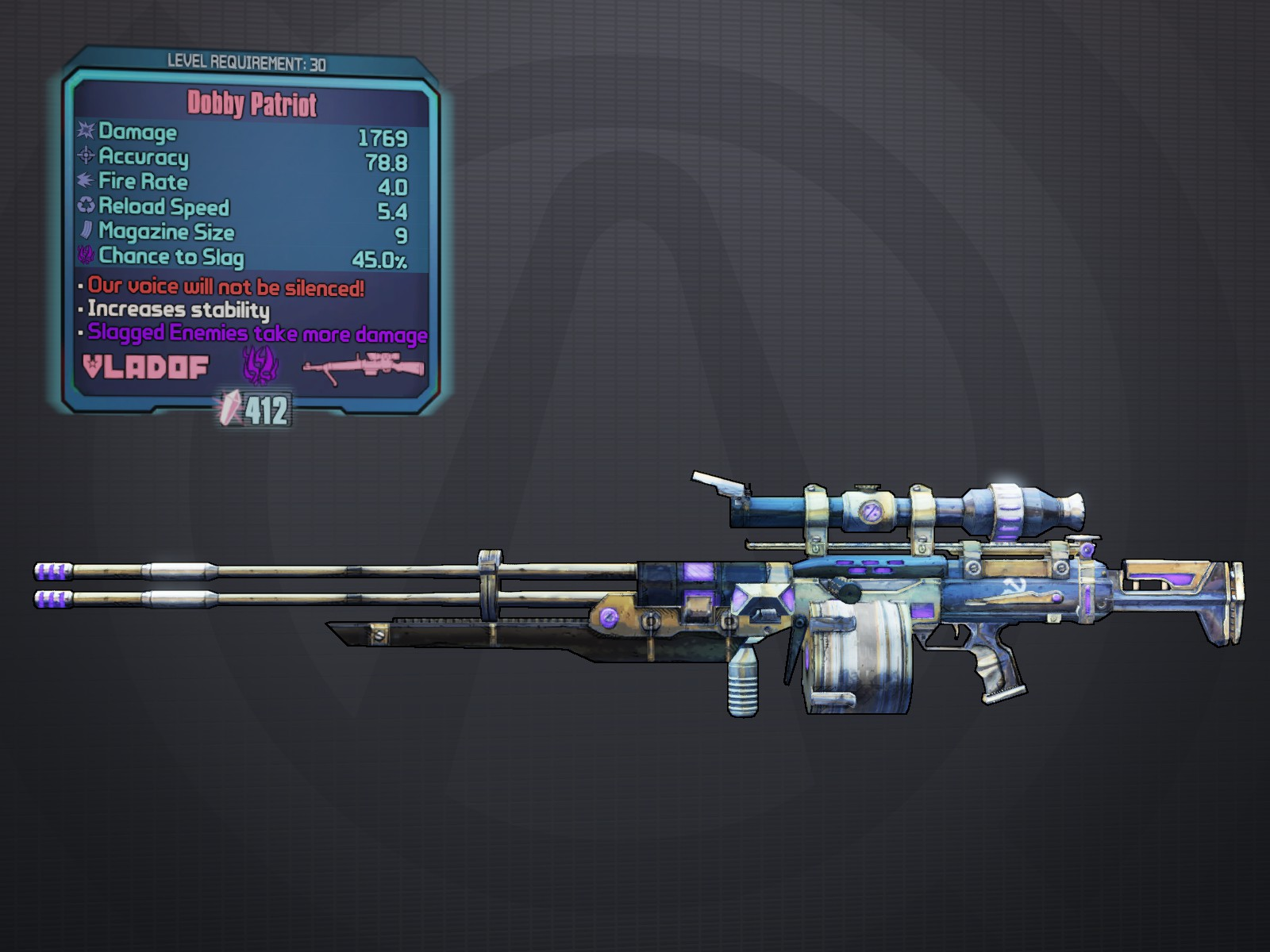 Patriot (sniper rifle)