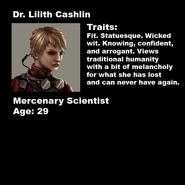 Lilith Bio