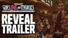 Borderlands 3 – Guns, Love, and Tentacles Official Reveal Trailer