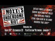 Borderlands Mad Moxxi's Underdome Riot DLC Trailer