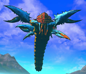 Invincible Son of Crawmerax appearance.png