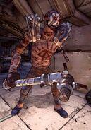 Psycho Badass Bloodshot 1