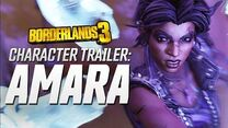 "Borderlands 3 - Amara Character Trailer ""Looking for a Fight"""