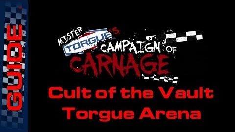 BL2 Torgue Arena Cult of the Vault Guide