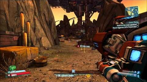 Borderlands 2 Doom Easter Egg Weapon Full HD