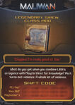 Dplc card15 siren