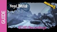 Negul Neshai ECHO Recordings