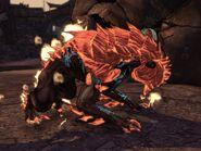Badass Fire Alpha Skag-Trap 2