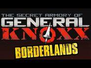 Borderlands The Secret Armory of General Knoxx DLC Trailer