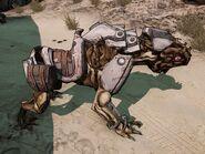 Armored Skag 3
