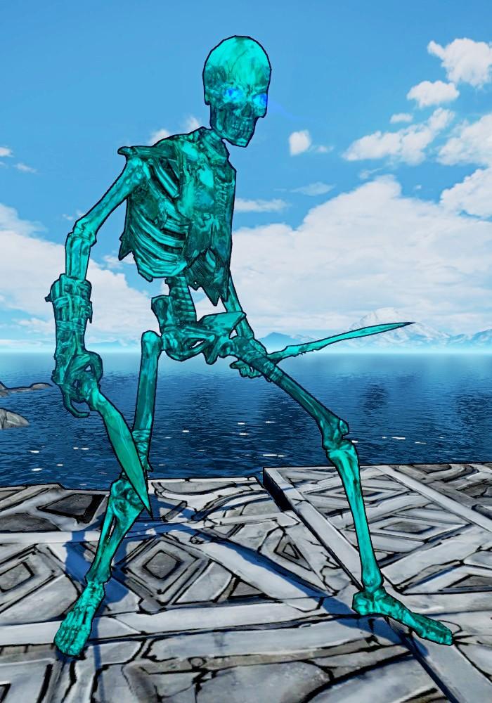 Brittle Skeleton