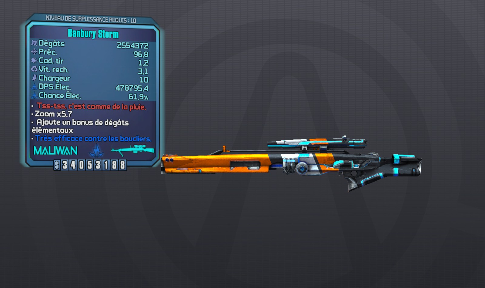 Storm (fusil de précision)
