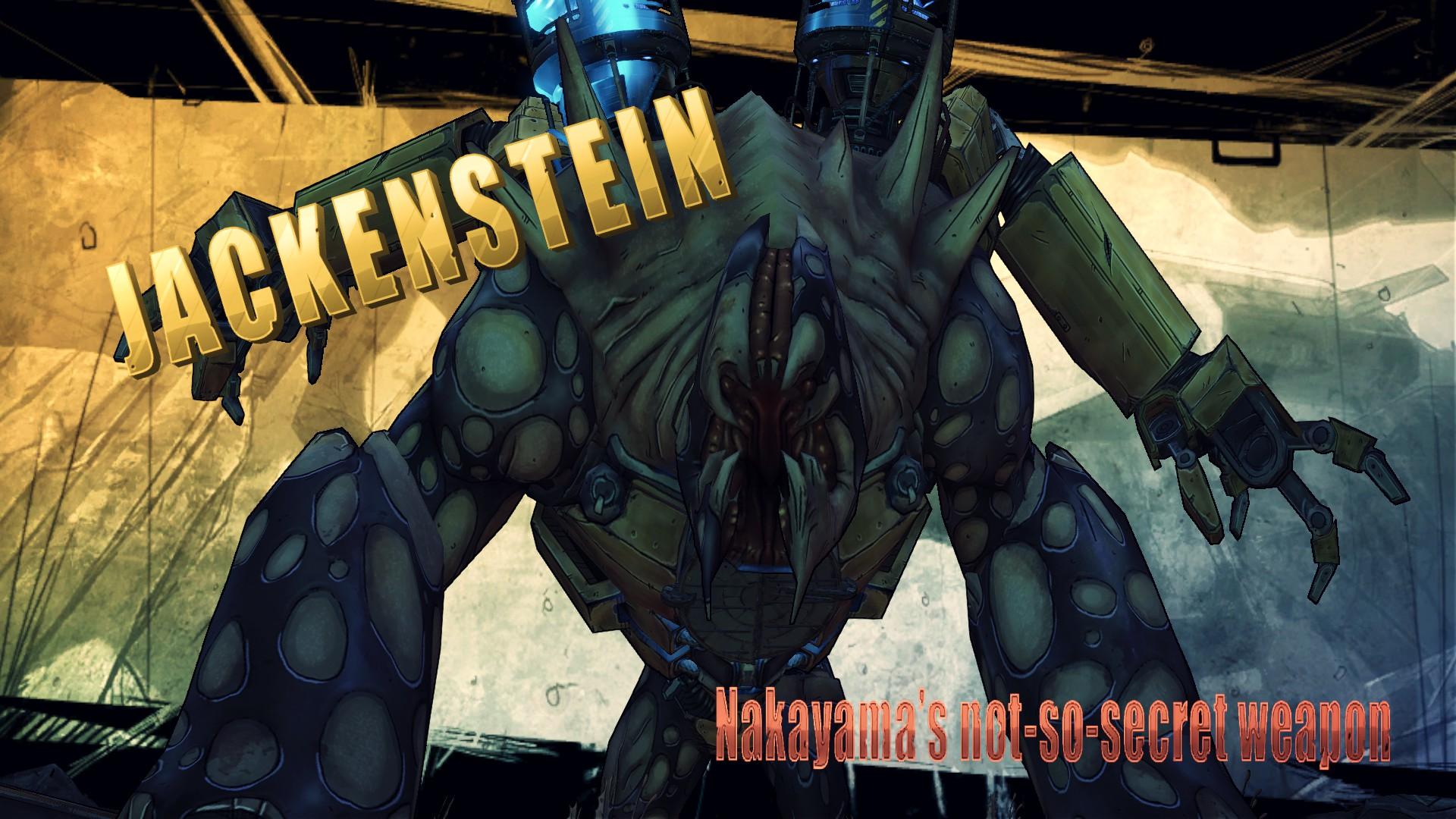 Jackenstein