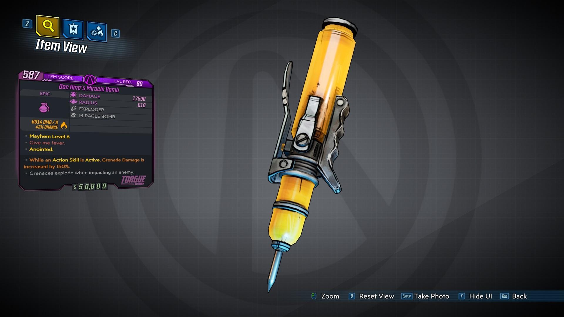 Doc Hina's Miracle Bomb