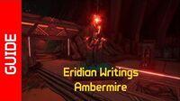Ambermire Eridian Writings