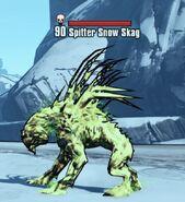 Corrosive Spitter Snow Skag