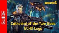 Cathedral of the Twin Gods ECHO Recordings