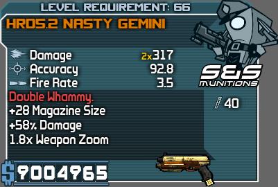 Gemini (pistol)