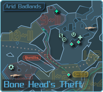 Bone Head's Theft