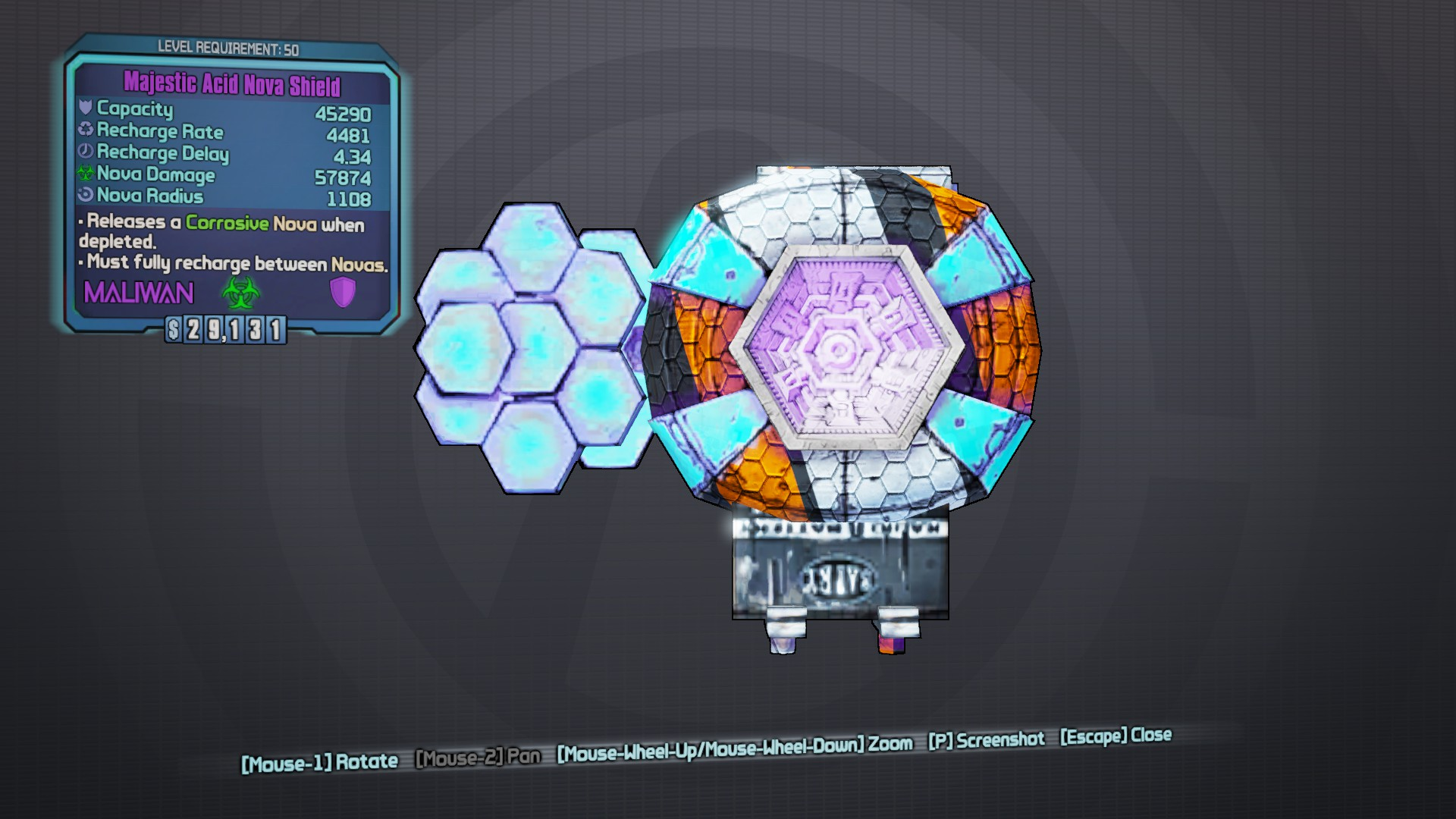 Nova Shield