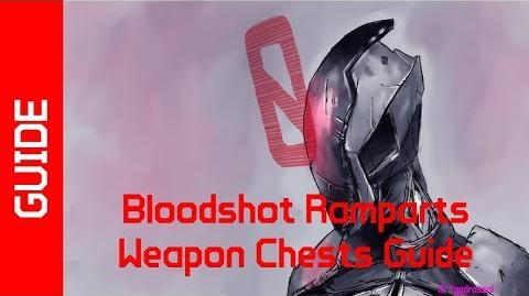 BL2 Bloodshot Ramparts Weapon Chests Guide