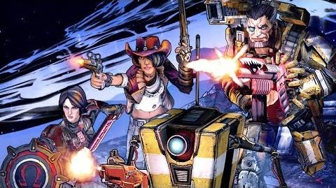 Borderlands- Borderlands The Pre-Sequel - The Story So Far