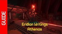 Athenas Eridian Writings